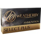 Weatherby Ammo .270 Weatherby Magnum 130Gr. Hornady SP 20-Pack