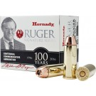 Hornady Ammo .480 Ruger 325gr. Xtp W.b.ruger 100 Years