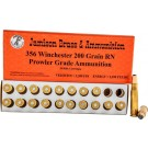 Jamison Ammo .356 Winchester 200gr Rnfp 20-pk