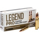GBW Ammo .300 Aac 125gr. Solid Copper Hp 20-pack