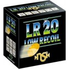 Nobel Sport Ammo Low Recoil 20GA. 1200FPS. 3/4Oz. #8 25-Pk