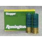 "Remington Ammo Slugger 12GA. 3"" 1760 FPS. 1Oz. Rifled Slug 5Pk"