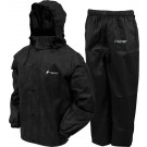 Frogg Toggs Rain & Wind Suit All Sports X-large Blk/blk