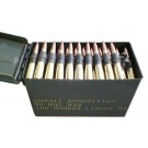 Summit .50 BMG 649Gr. M-33 Ball 100 Rounds Linked