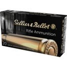 Sellier & Bellot Ammo .308 Win. Subsonic 200gr. Hp-bt 20-pack
