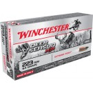 Winchester Ammo Deer Season Xp .223 64gr. Extreme Point 20-pack