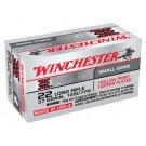 Winchester Ammunition Ammo Super-X .22LR 1280FPS. 37Gr. Lead-HP 50-Pack