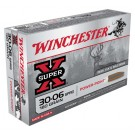 Winchester Ammunition Ammo Super-X .30-06 180Gr. Power Point 20-Pack