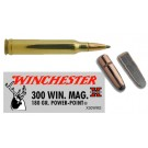 Winchester Ammunition Ammo Super-X .300Wm 180Gr. Power Point 20-Pack