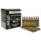 Federal Cartridge Ammo Ae 5.56 55Gr. FMJ-BT On Stripper Clips 450Rd Case
