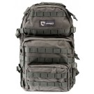 Drago Gear Assault Backpack Gray Max Cap Storage Compartments