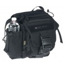 Drago Gear Hikers Shoulder Pack Blk 5 Storage Areas To Carry Gear