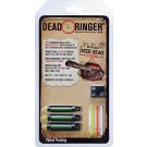 Dead Ringer Sight Fiber Optic Accu-bead Ext Front 3pc Univ