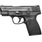 "S&W Shield M&P45 3.3"" Barrel FS Blackened SS/Black No Thumb Safe 45 Acp"