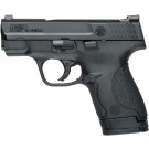 S&W Shield M&p40 Pc .40s&w Night Sights Ported Blk/polymr