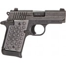 Sig P938 9mm We The People 7-sh Distressed Alum. Grips