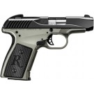 "Rem R51 9mm Luger 3.4"" 7-shot Smoke/black"