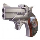 "Bond Arms Mini .45 Long Colt 2.5"" FS Stainless Wood"