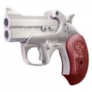 "Bond Arms Texas Defender .357 Mag. 3"" FS Stainless Wood"