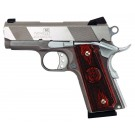 """Iver Johnson Arms 1911 Thrasher Ss 9MM Luger 3"""" FS 8Rd Stainless"""