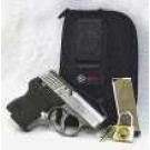 North American Arms Guardian .32ACP 6+1 Shot Ss/Polymer Silver Black Syn