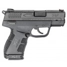 "Springfield Armory XDE .45acp 3.3"" Fiber Optic Front Sight Combat Rear 7rd"