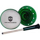 Knight & Hale Turkey Call Pot Style Long Spur Aluminum