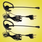 Midland Radio Headsets 2-Pack