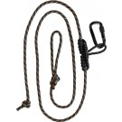 Muddy Outdoors Safety Harness Lineman's Rope W/carabiner & Prusik Kno