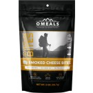 Omeals Smoked Cheese Bites 2 Oz. 100% Gluten Free