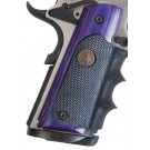 Pachmayr Laminated Wood Grips 1911 Tropical Purple