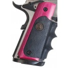 Pachmayr Laminated Wood Grips 1911 Passionwood Pink