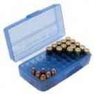 MTM Case-Gard Ammo Box 9MM Luger/.380ACP 50-Rounds Flip Top Style