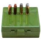 MTM Case-Gard Ammo Box .50AE/.50SW Mag 64-Rounds Flip Top Style