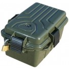 "MTM Case-Gard Survivor Dry Box Large 10""x7""x5"" Forest Green"
