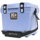 K2 Coolers Summit Series 20 Qt Cool Blue