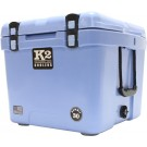 K2 Coolers Summit Series 30 Qt Cool Blue