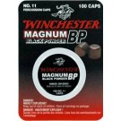 Winchester Percussion Caps #11 Magnum 1000 Caps Per Case