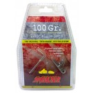 "Swhacker Replacement Blades 2-Blade 100GR 2"" Cut 6/Pk"