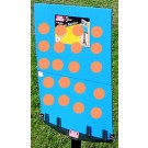 MTM Case-Gard Bird Board Target Backer For Jammit W/Clips For Clays