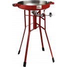 "Firedisc Cookers 36"" Deep Fireman Red"