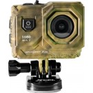 Spypoint Action Video Camera W/bow/scope Mount Camo 1080p