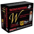Winchester Ammunition Ammo W Defender 9MM Luger 147Gr. Defender JHP 20-Pack