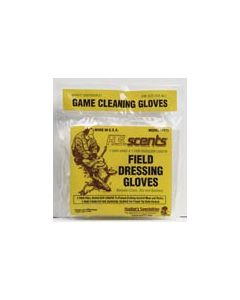 Hunters Specialties Disposable Field Dressing Gloves Shoulder Length 1 Pair