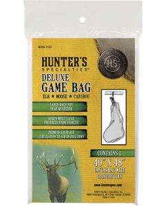 "Hunters Specialties Deluxe Field Dressing Bag 40""x48"" Heavy Duty"