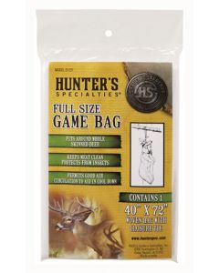 "Hunters Specialties Full Size Field Dressing Bag 40""x72"" Deer Size"