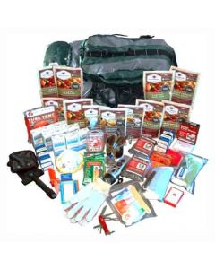 Wise Food Supply Deluxe Survival Kit 2 Week In Duffle Bag