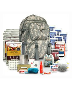 Wise Food Supply 5 Day Survival Pack In Digital Camo Backpack