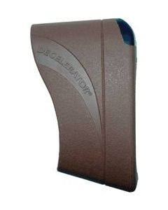 Pachmayr Recoil Pad Slip-On Decelerator Medium Brown