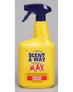 Hunters Specialties Scent-A-Way Max Odorless Spray 32 Oz.